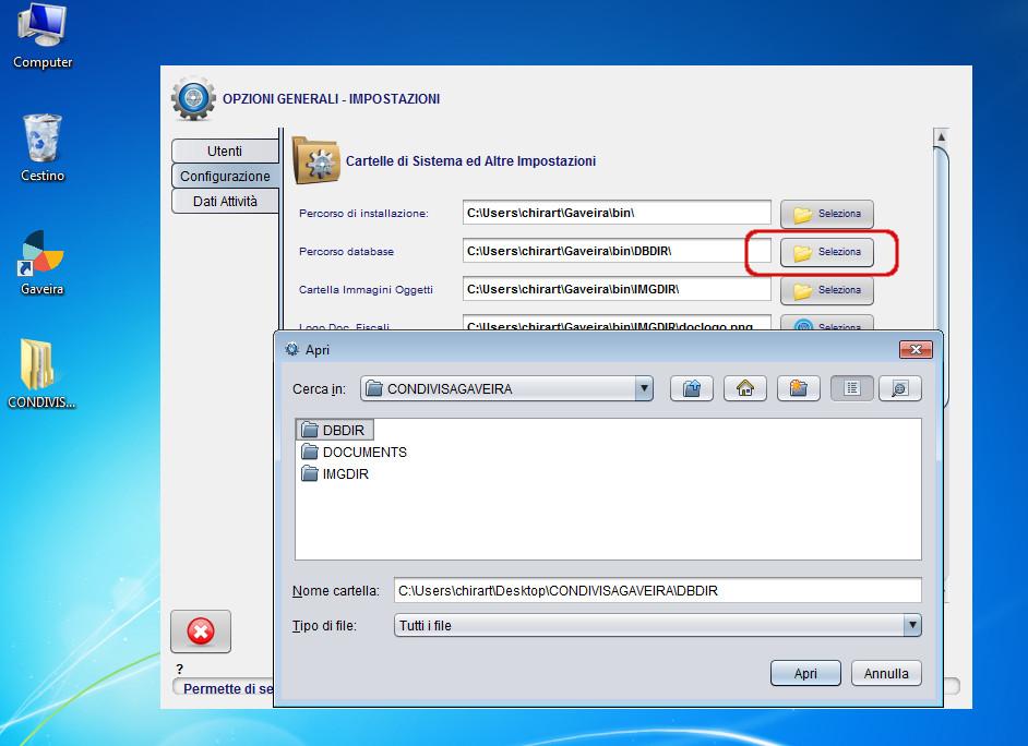 esempio-condivisione-cartella-database