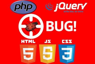 bug linguaggi per il web